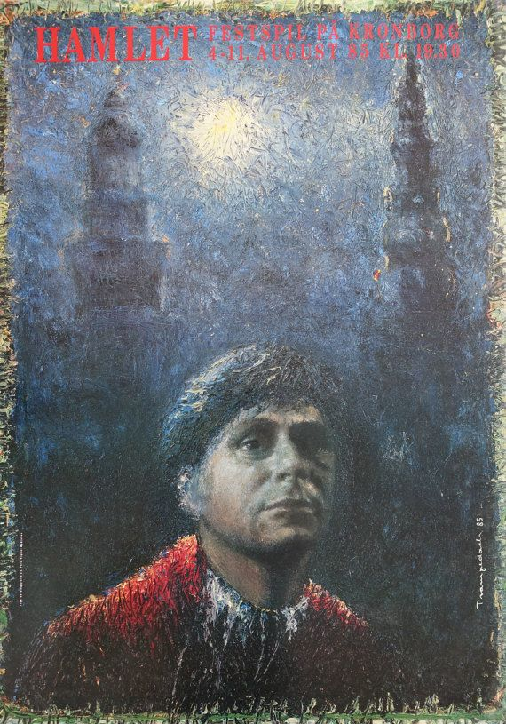 1985 Hamlet by Kurt Trampedach  Original by OutofCopenhagen