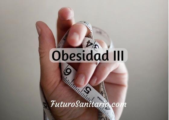 Obesidad III Debido a que la obesidad es un problema de salud muy extenso entre la población actual, continuamos tratando, en un artículo más, la obesidad.  Detección de la Obesidad El cribaje de la obesidad tiene que ser a toda la población demandante de los dos sexos a partir de los 15 años.  Se ha de pesar cada 4 años y con respecto a la estatura se ha de tallar a los 15 años y a los 20 años, una vez finalizado el desarrollo. Esta última medida se tomará como valor de referencia para la…