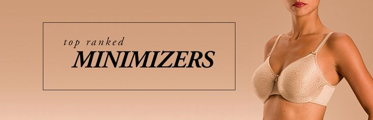 These Are The Best Minimizer Bras (2016 Edition) | The Bra Guide