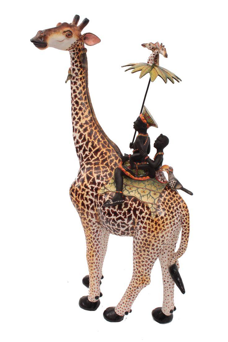 Ardmore Giraffe Rider