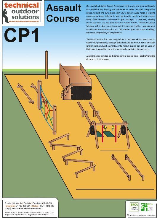 Assault Course CP1