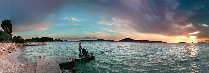 Croatian island | île de Prvic Luka