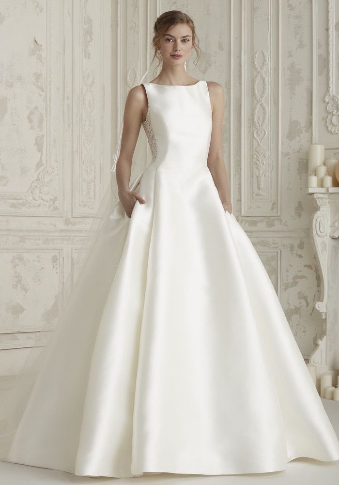 Pronovias 2019 Bridal Collection - ELENCO Wedding Dress  f00e35ae48e6