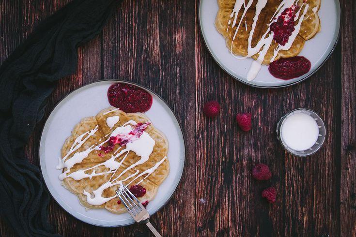 hartjeswafels uit noorwegen met chiajam framboos en zure slagroom goestjes jozefien ryckx dessert tussendoortje zoetigheid