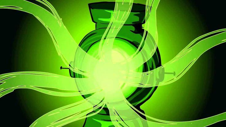 Green Lantern Music Video Ring Capacity
