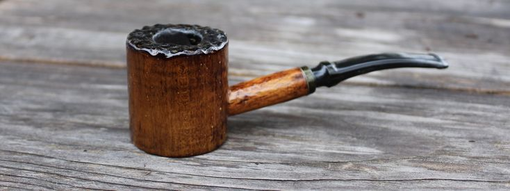 Maine Curly Maple Pipe