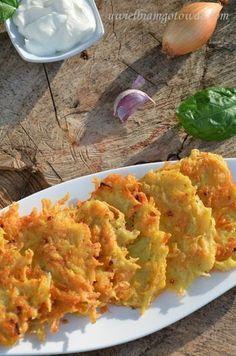 Chrupiące placki ziemniaczane - przepis na 1kg ziemniaków