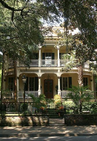 Savannah, GA. I really want to visit savannah some day