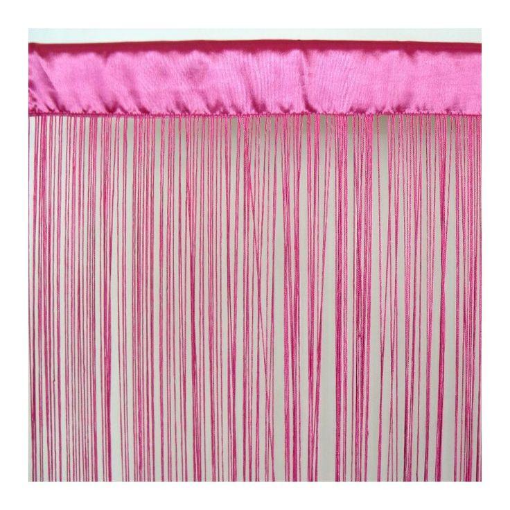 Las 25 mejores ideas sobre cortinas de tiras de tela en for Cortinas para aulas