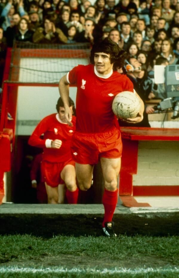 Also on this day (3rd May) in 1971 #LFC signed Kevin Keegan from Scunthorpe Utd. He scored 100 goals in 323 apps for the club. #LFC