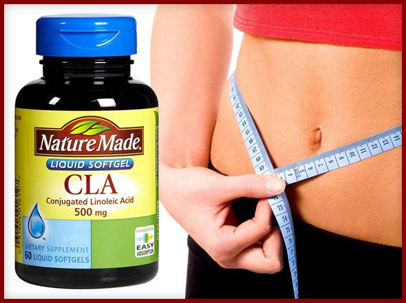 Conjugated linoleic acid (CLA) helps burn fat and increase lean body mass. It can aid in weight loss and muscle definition.