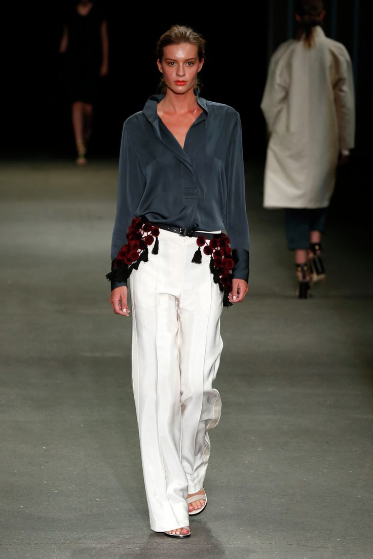 By Malene Birger Ss15 Copenhagen Fashion Week High Fashion Pinterest