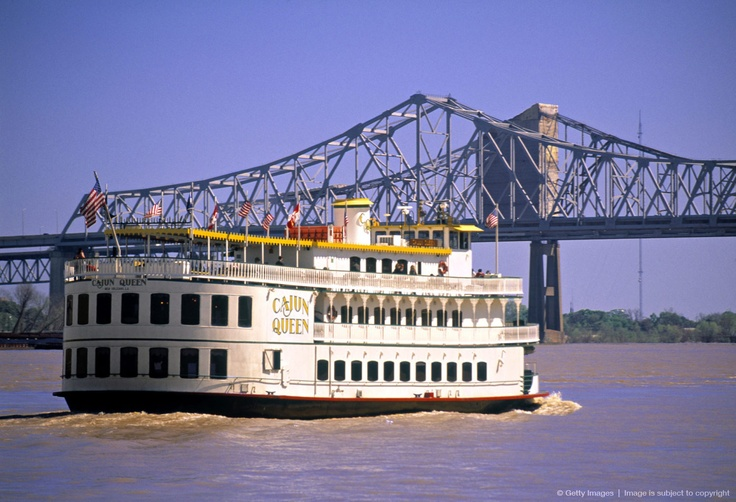 Mississippi River New Orleans Louisiana USA