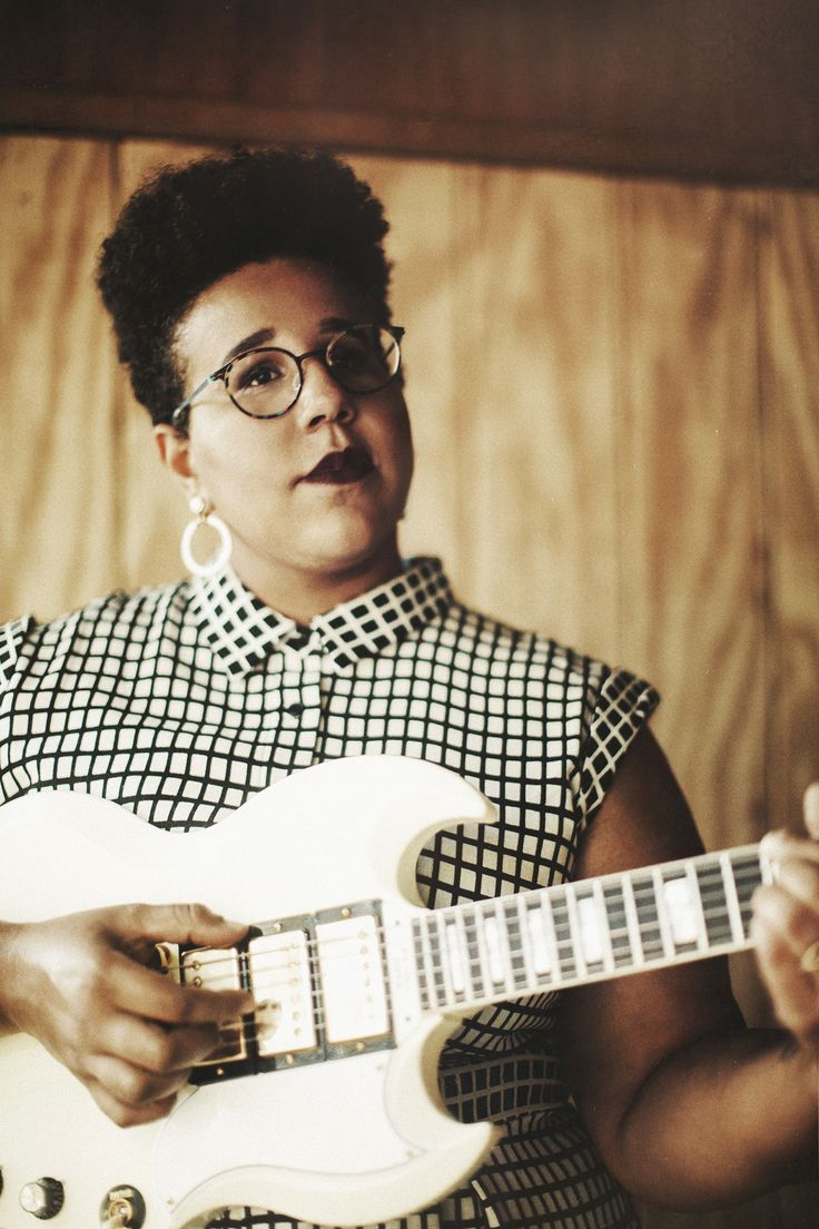 Brittany Howard on Collaboration, Gear, and Making Up Your Own Chord Shapes