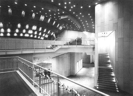 Hans Scharoun .TeatroWolfsburgo.