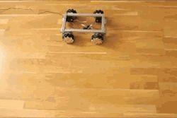 mecanum wheel platform
