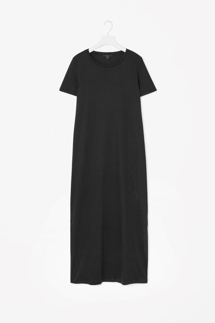 COS | Long t-shirt dress £59