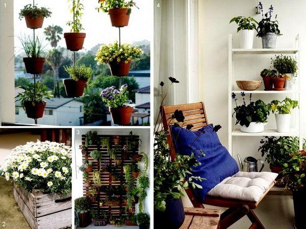 Ideas Para Decorar Mini Terrazas Decoracion Exterior 2020 Plantas De Interior Decoracion Plantas Decoracion Con Plantas Artificiales