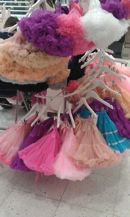 Funny Cute Tutu Skirts #skirts, #tutu, #fashion, https://facebook.com/apps/application.php?id=106186096099420