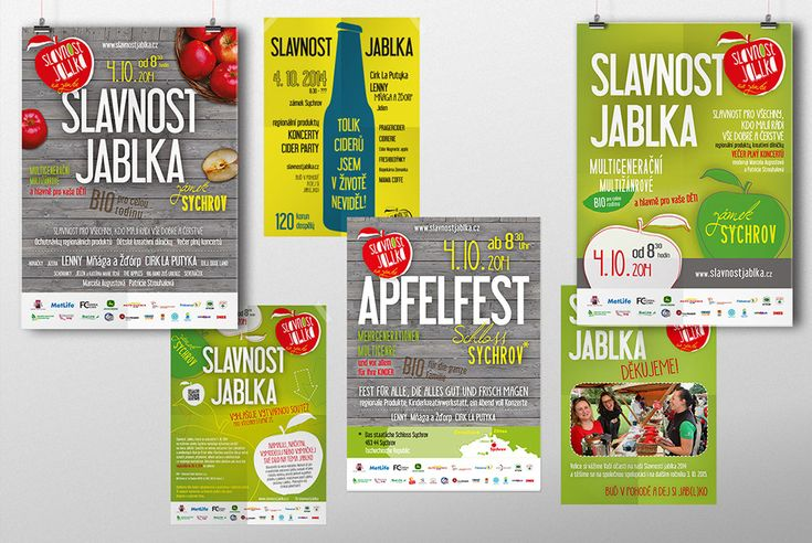 Slavnost Jablka 2014 | BPR Creative