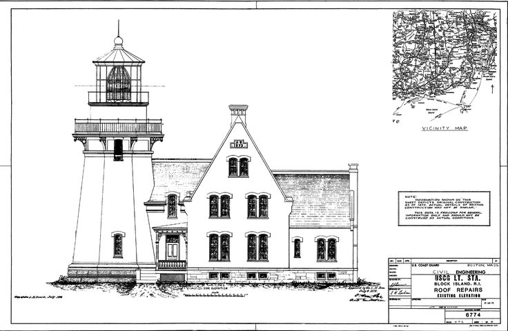 Block Island Southeast Light Magnificent Plan Of Interior Block Island Southeast Lighthouse  Mrr Structures 2018