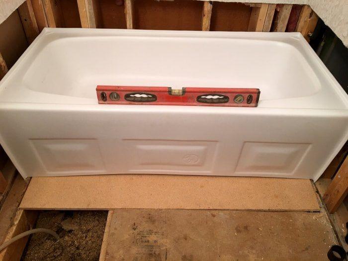 How To Install A Bathtub Bathtub Surround Bathtub Shower Remodel