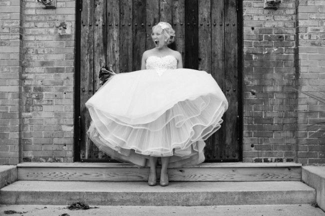 Justin Alexander, Tea-Length Tulle Size 8 Wedding Dress For Sale | Still White