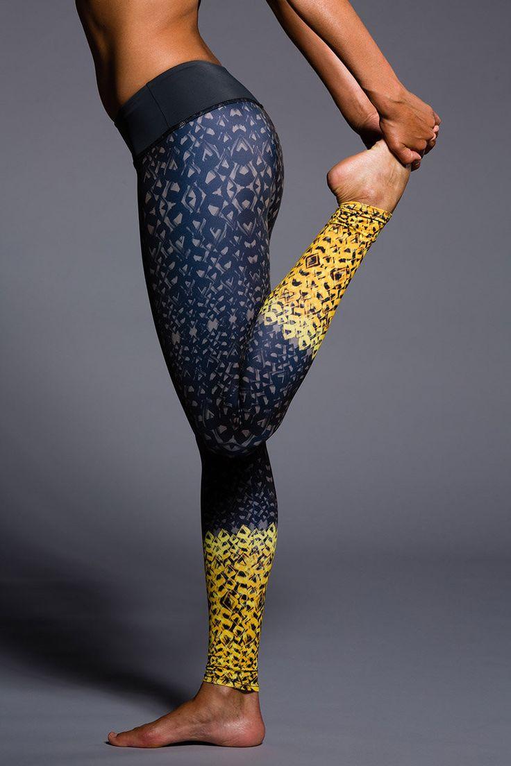 Onzie Graphic Legging - Jewels