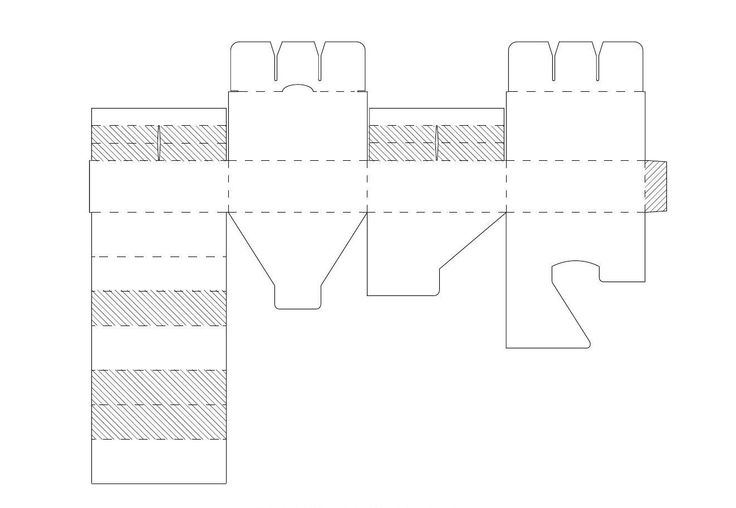 #ClippedOnIssuu desde PACKAGING & DIELINES II: The Designer's Book of Packaging Dielines