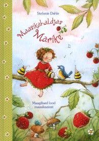 Maasikahaldjas Marike tegutseb aias ja niidul koos teiste haldjate ning loomade, lindude ja putukatega. Iga päev toob sõpradele kaasa põneva seikluse, kus tuleb üksteist aidata, toeks olla ja vahel ka mõni õppetund anda. Stefanie Dahle loodud võlumaailmas valitseb headus ja mõistmine. Üksteise veidrustesse ja vigadesse suhtutakse leebe huumoriga.