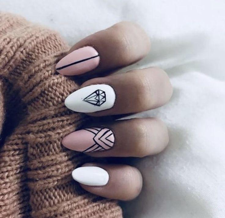 бриллиант картинка на ногтях скалолазание