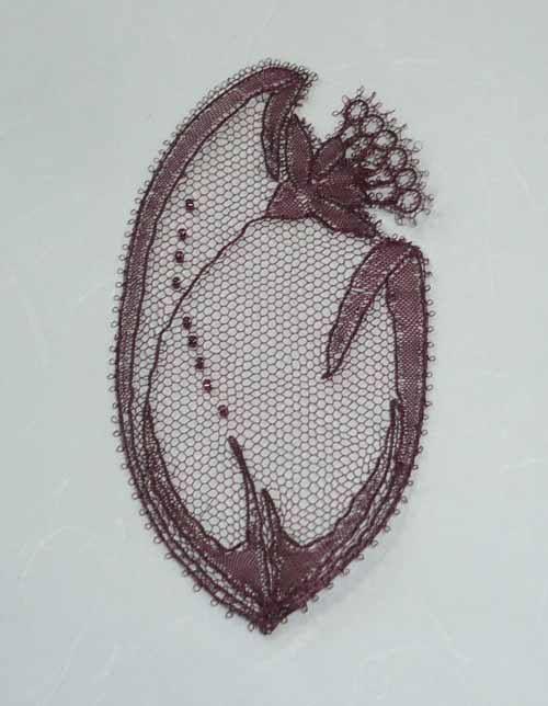 Ulrike Voelker design, made by Elke Labrenz