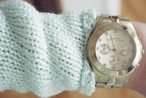 Marc JacobsMint Green, Style, Juicy Couture, Marcjacobs, Marc Jacobs, So Pretty, Jacobs Watches, Big Girls, Chunky Knits