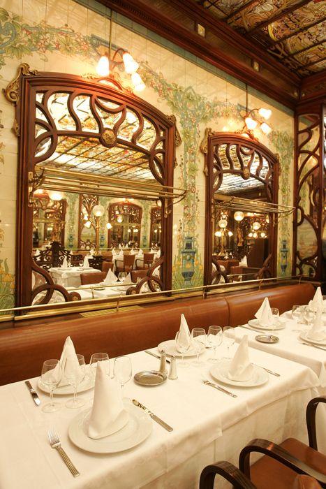 Le Montparnasse 1900 - Brasserie parisienne historique - Gallery