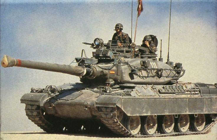 AMX-30E ejercito español