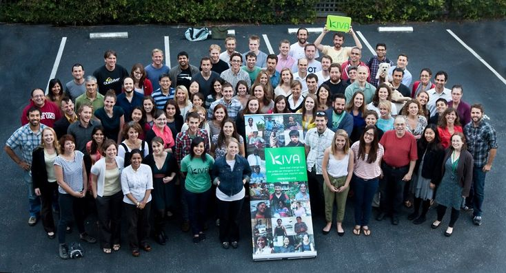 Kiva Team - I love this idea - just one more small way to make a difference to someone's life
