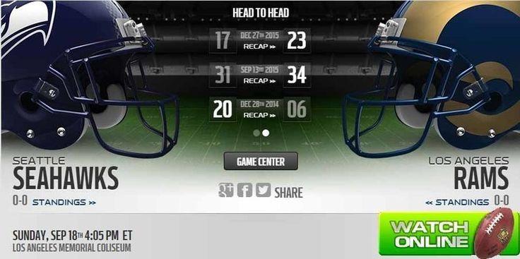 Seahawks vs Rams Live Stream, Game info, Injury report, Prediction    http://streamnflgames.com/seahawks-vs-rams-live-stream/