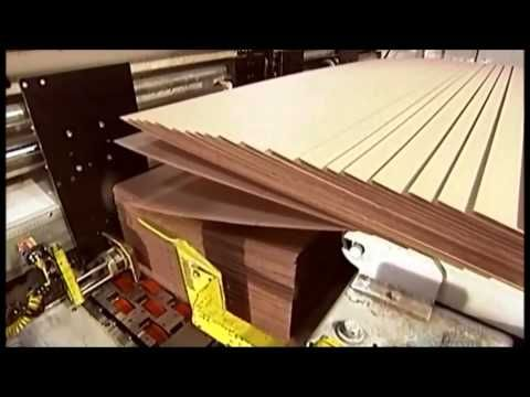 How It's Made - Cardboard Boxes - YouTube