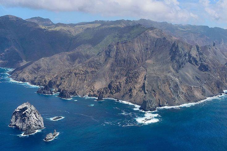 Santa Helena: Un paraíso perdido en medio del Atlántico