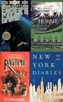 December Book Reviews - http://www.lesliebeslie.com/2012/12/31/december-reads-the-hobbit-enders-game-ny-diaries/ - Ragtime, NY Diaries, Ender's Game, The Hobbit