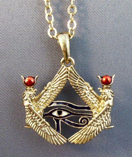 necklace-isis-eye-of-horus-PT-J280.jpg (421×500)