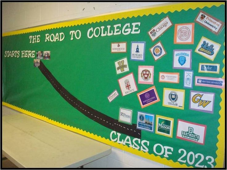 19 Best College Ready Classroom Theme Images On Pinterest