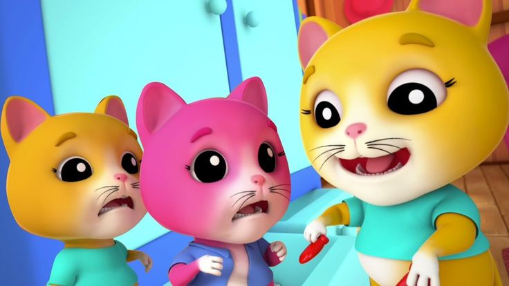 Trois petits chatons | rime chaton #pourenfants | rime française populaire | Three Little Kittens #FarmeesFrancaise #Threelittlekittens #Enfants #Comptine #éducatif #préscolaire #kidsvideos #kindergarten #frenchrhyme #preschoolrhymes #kidssongs #3drhymes #apprentissage  https://youtu.be/_AY5o6808Es
