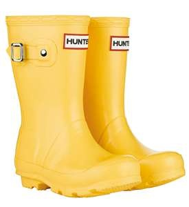 Yellow wellies! Would be adorable in family portraits with brightly colored scarves, hats, and coats :)
