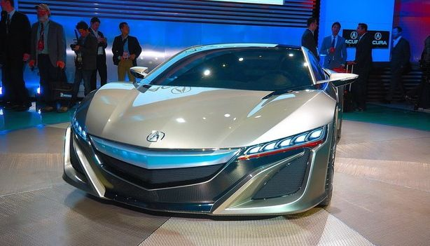 2016 Acura NSX hybrid and Release Date- 2016 Acura NSX is really a sports vehicle that's produced through Ford. It's a hybrid design along with higher per