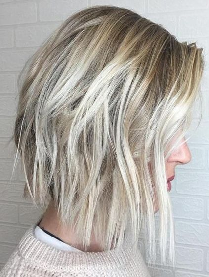 Cropped Hairstyles 2018 for Women's
