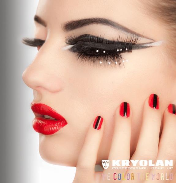 Kryolan Kryolon Make-Up Pinterest