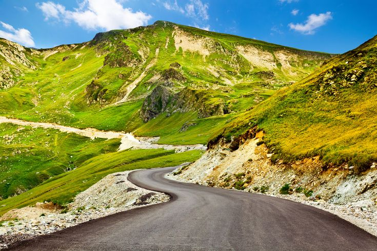 Transalpina Road Romania