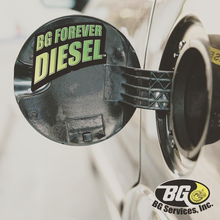 If you get a BG Diesel Performance Oil Service repair of the lubricated parts in your engine and fuel system will automatically be covered for up to $6000!