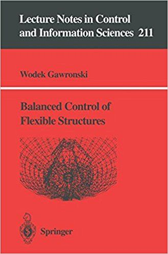 Balanced Control of Flexible Structures